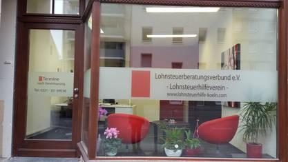 Lohnsteuerhilfe Köln Neusser Straße